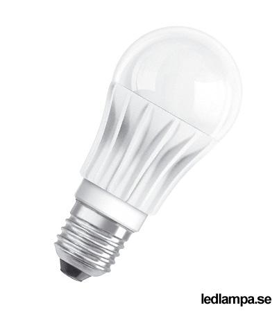 Osram LED-lampa som motsvarar 40 watt finns att köpa