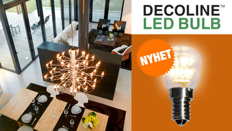 ledlampa decoline led bulb
