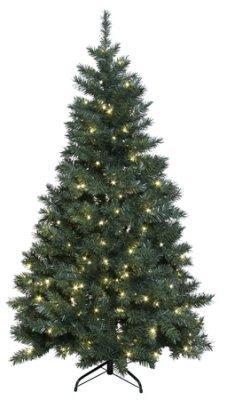 Julgransbelysning med LED-lampor